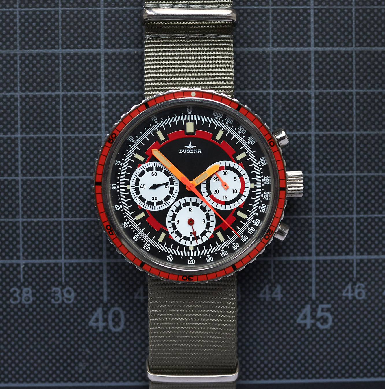 Dugena chronograph from the 70´s