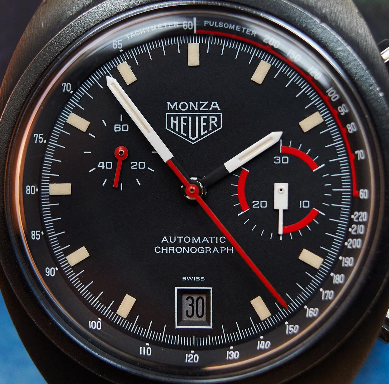 Heuer Monza 150.501