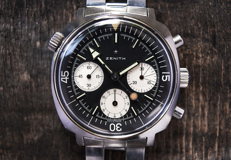 Zenith A3736 Super Subsea