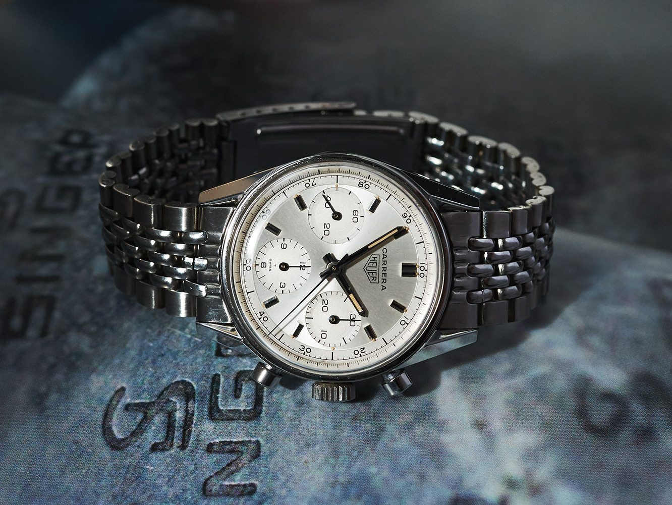 Heuer Carrea 2447sd