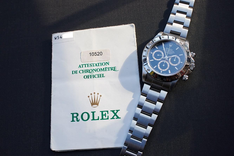 Rolex Daytona 16520 W-series