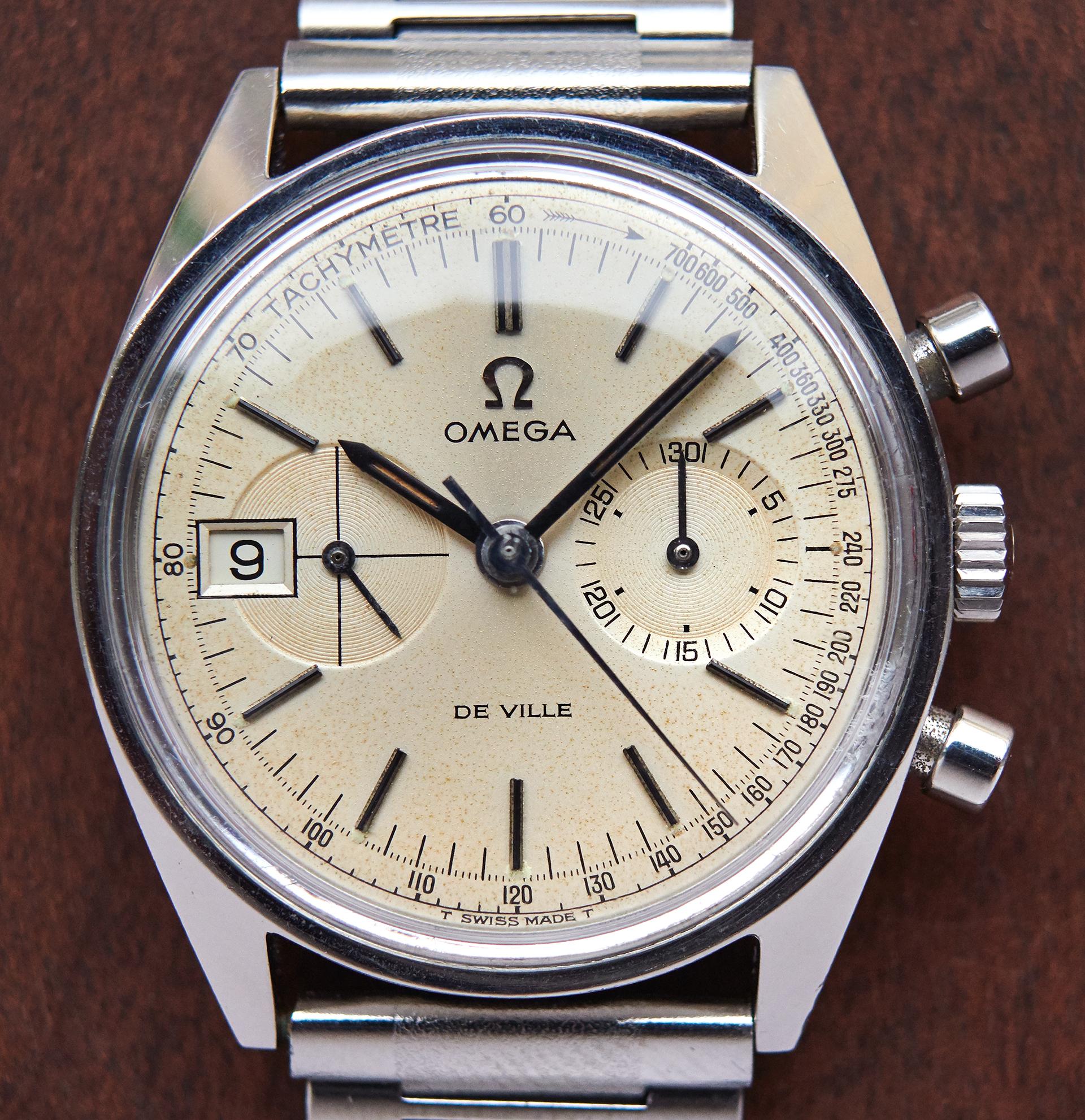 Omega De Ville chrono 146.017