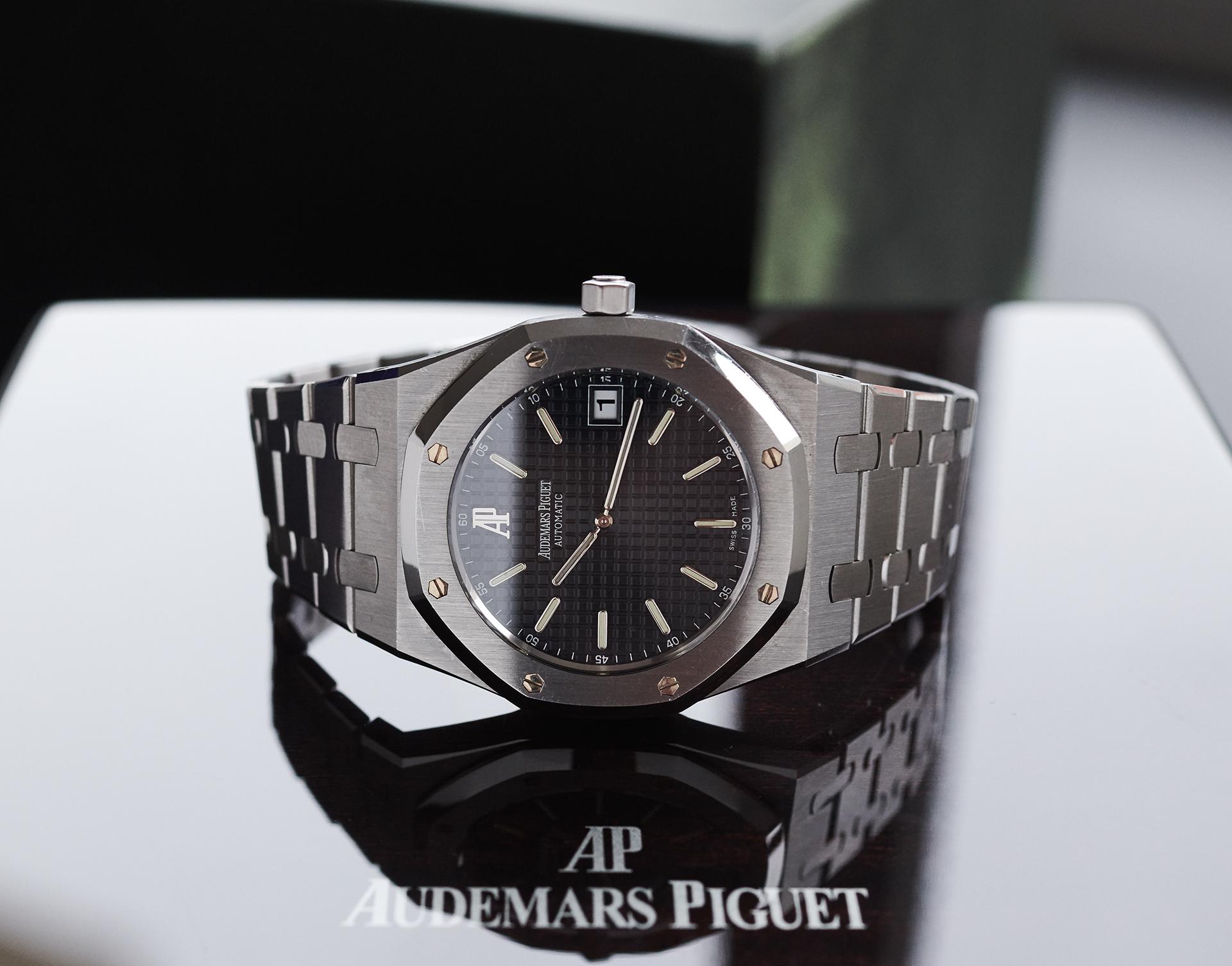 Audemars Piguet / Royal Oak 15202ST / full set