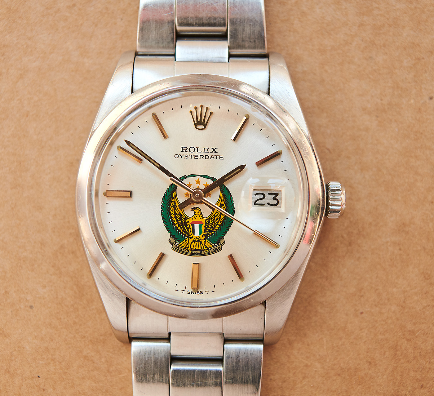 Rolex 6694 UAE