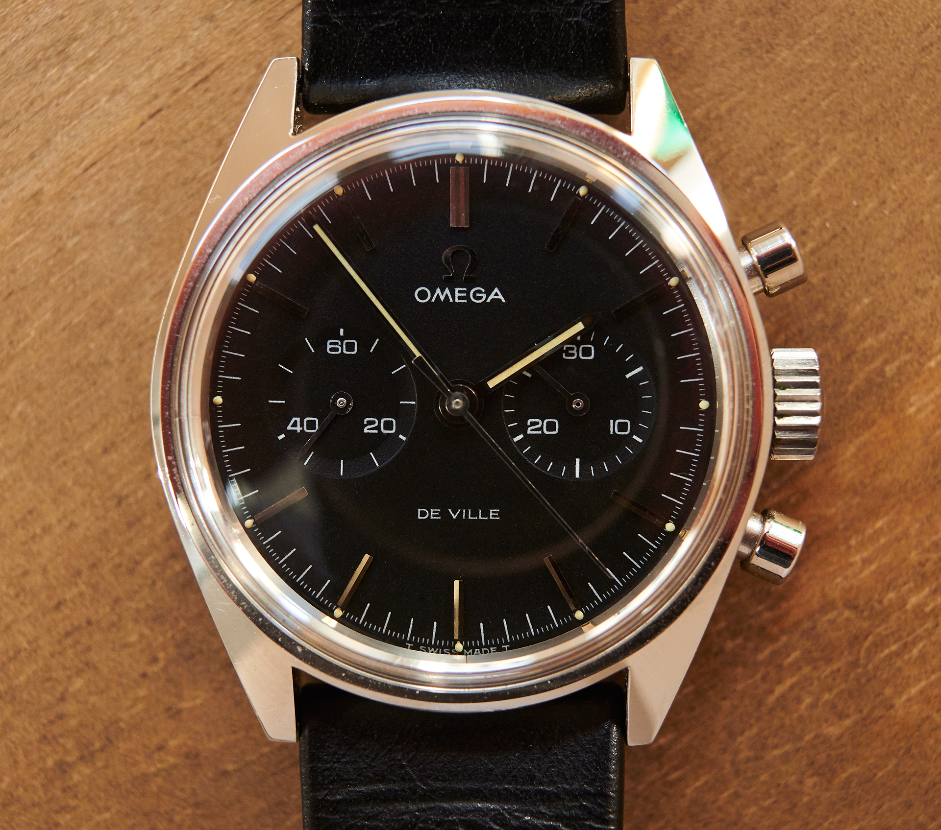 Omega DeVille 145.017 / Prototype 1968