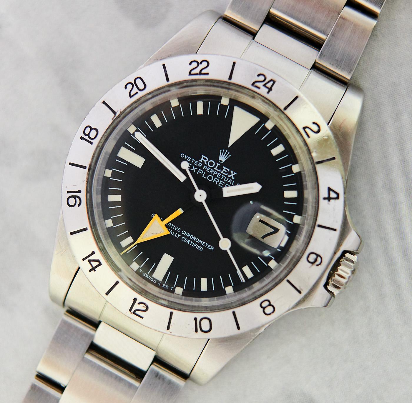 Rolex 1655 Explorer 2 / Freccione