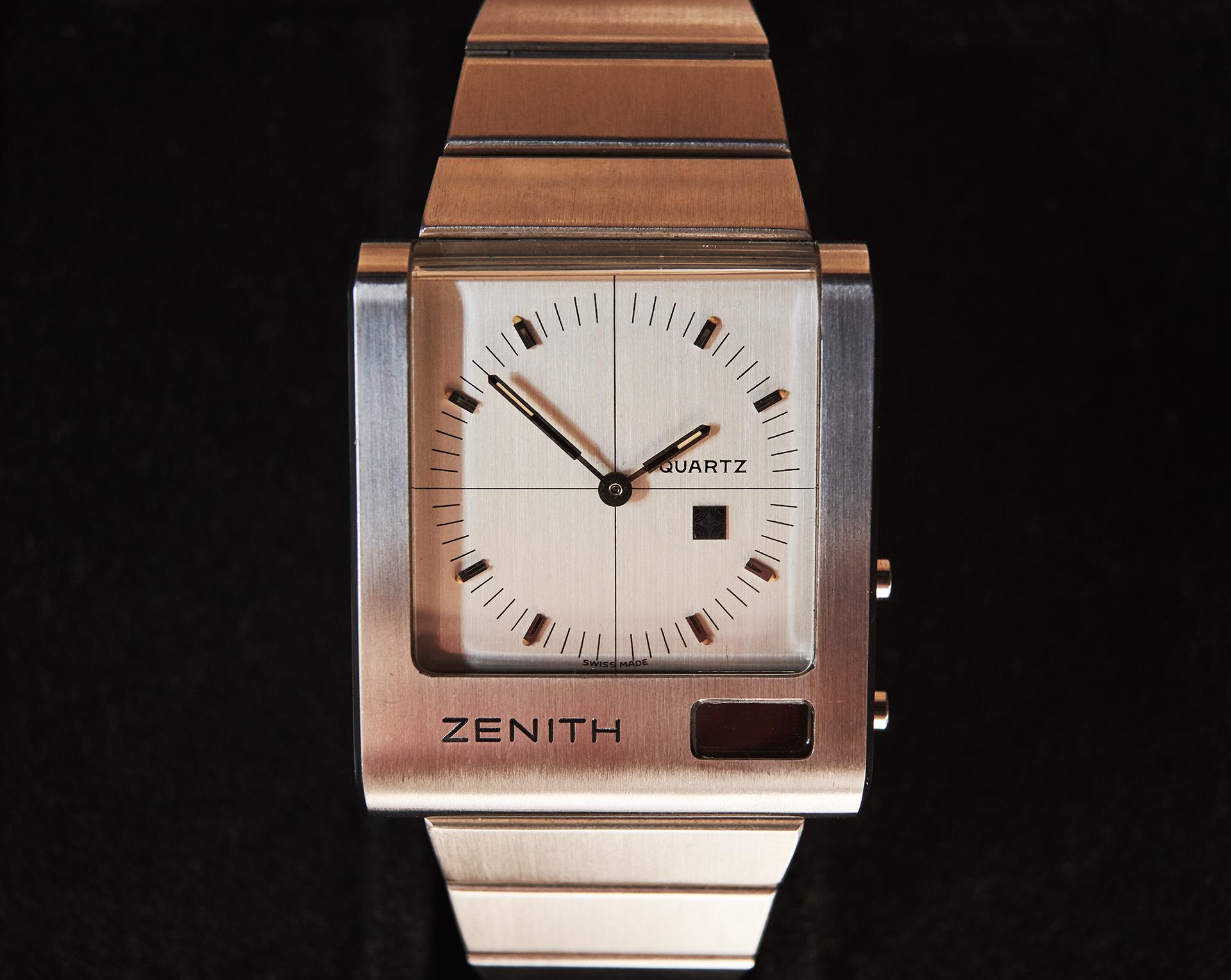 Zenith Futur Time Command 1976