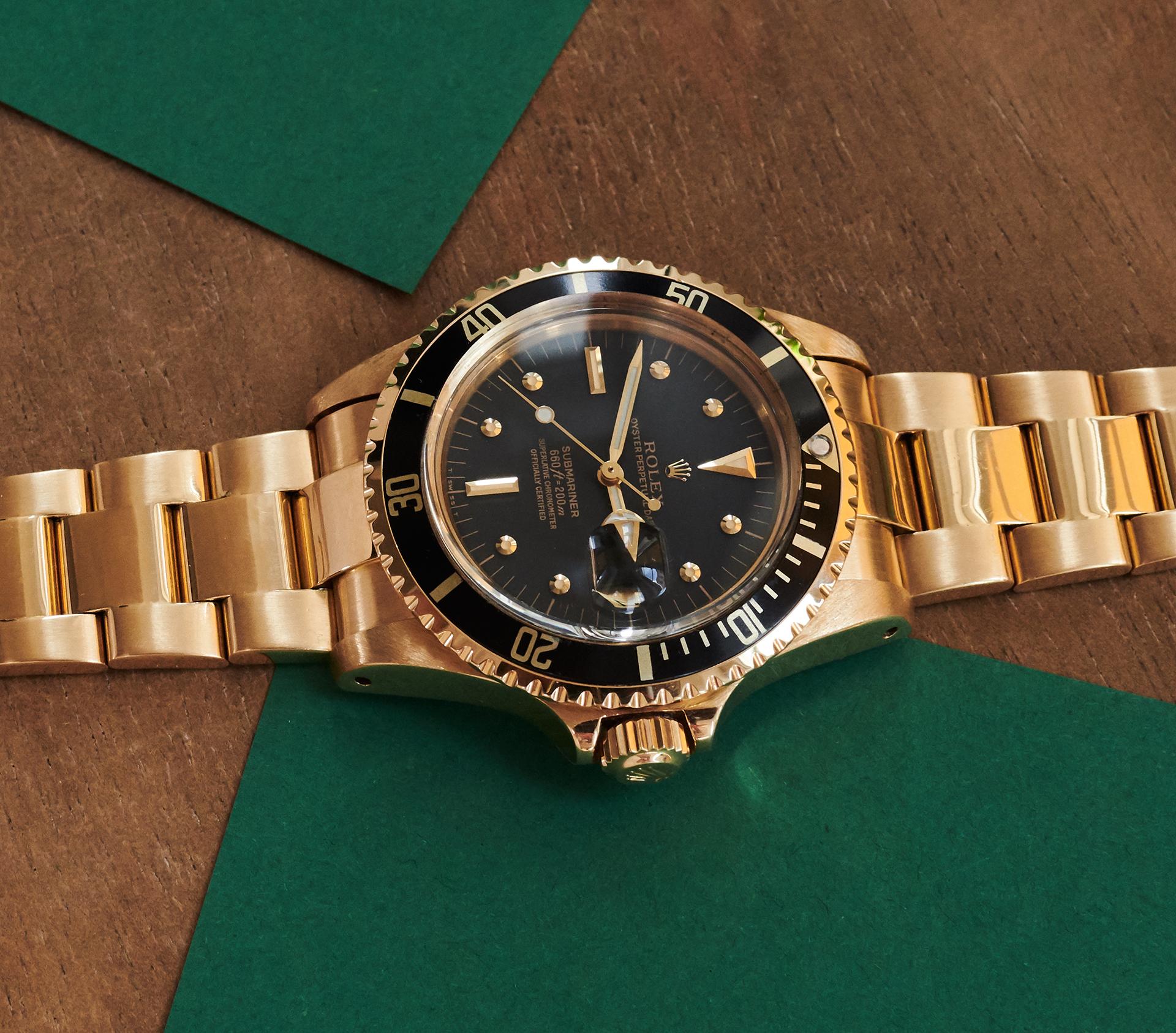 Rolex 1680/8 Sub / fullset 1978