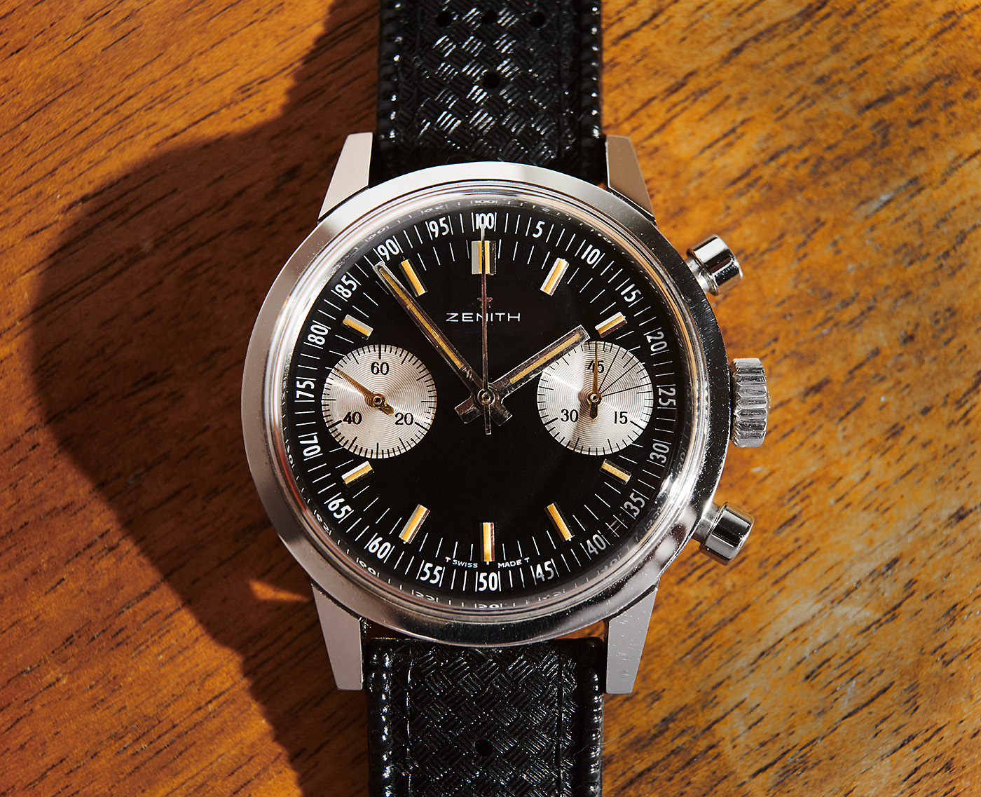 Zenith 146D Chronograph 1960s