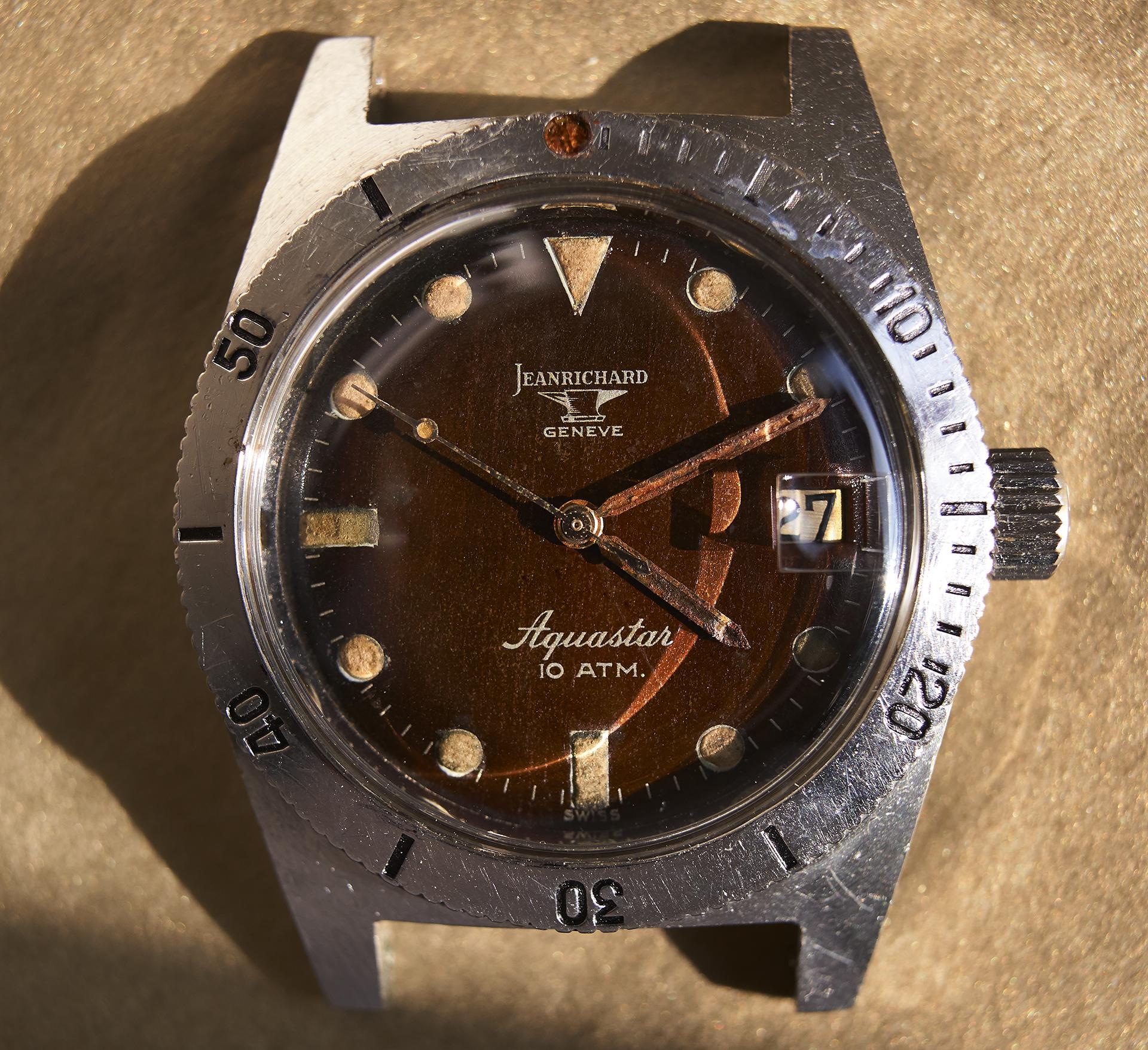 Jean Richard / Aquastar 1701 tropical