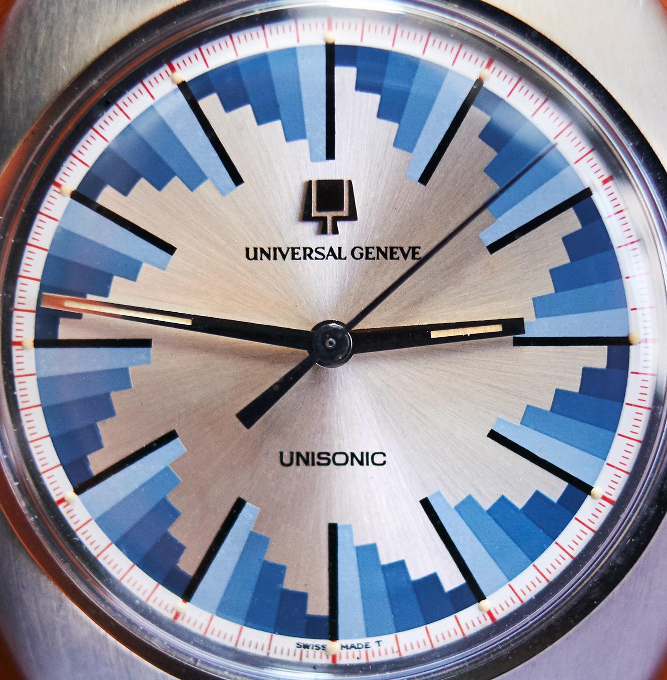 Universal Geneve Unisonic NOS