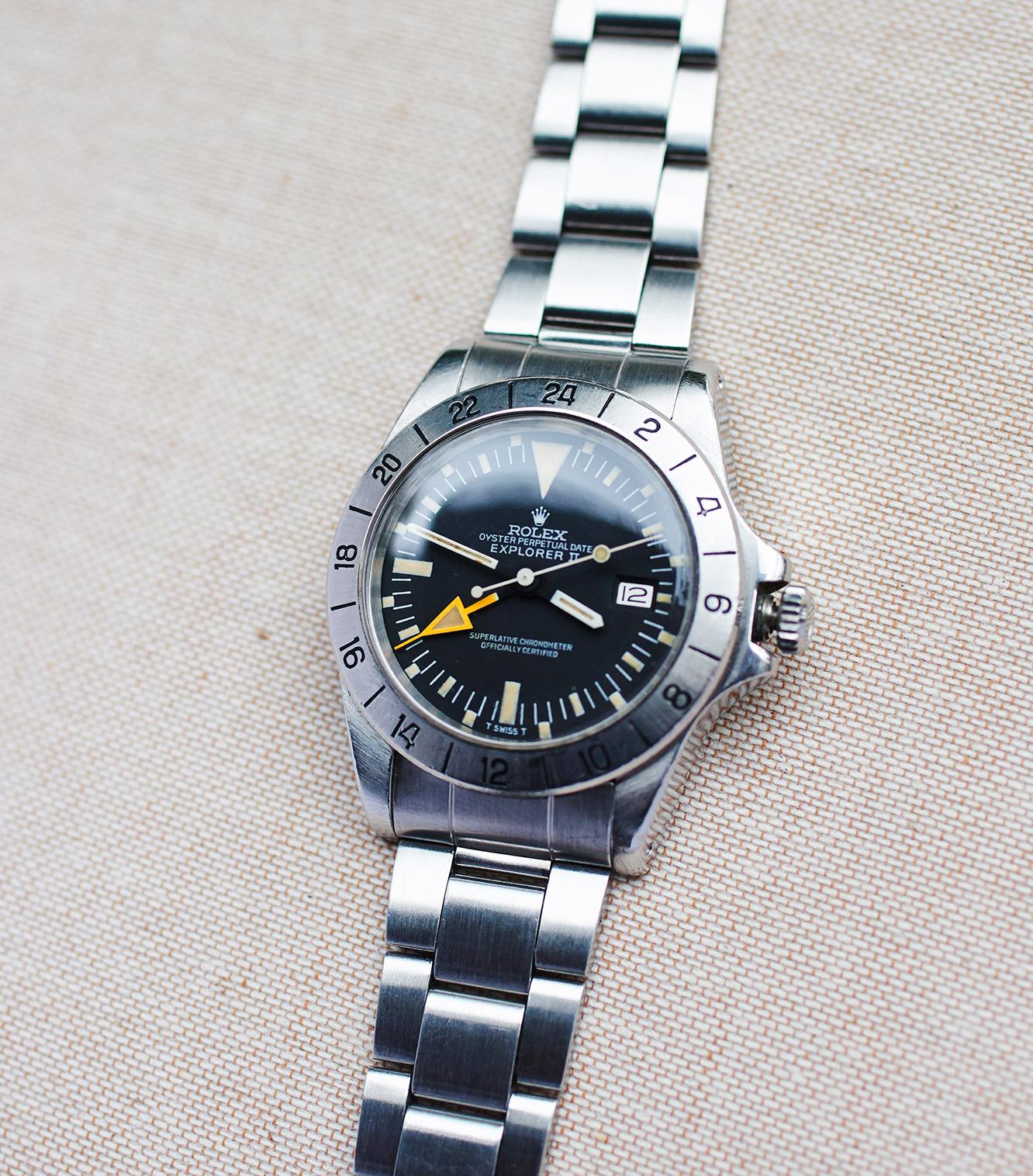 Rolex 1655 Explorer 2