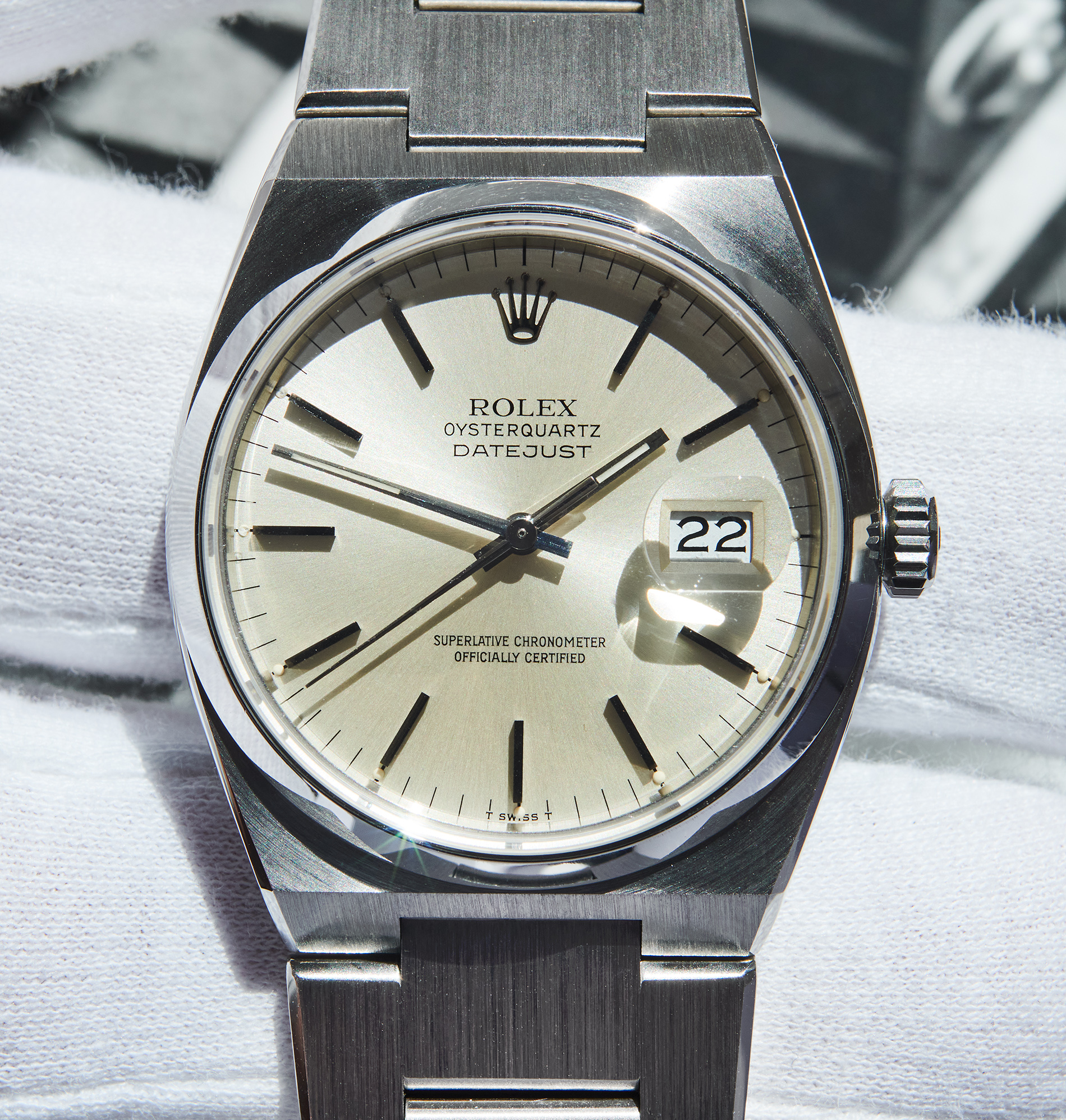 Rolex Oysterquartz NOS 1980