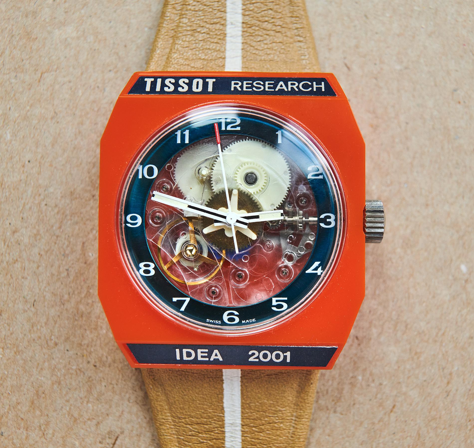 Tissot Astrolon 1971 NOS
