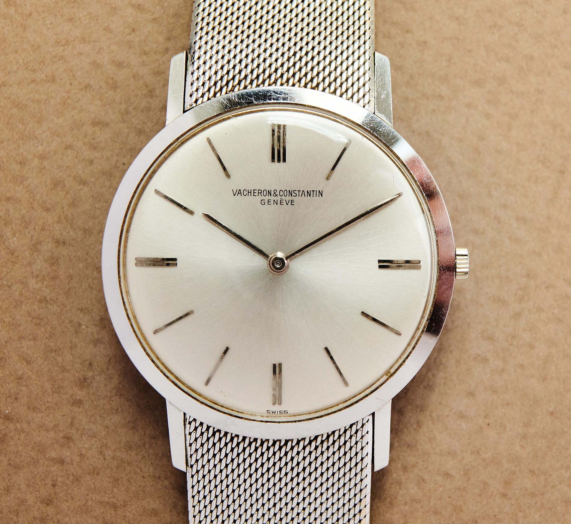 Vacheron Constantin 18k dresswatch