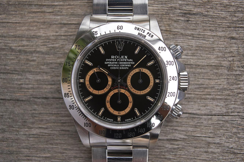 """Rolex Daytona 16520 """"Patrizzi"""" fullset"""