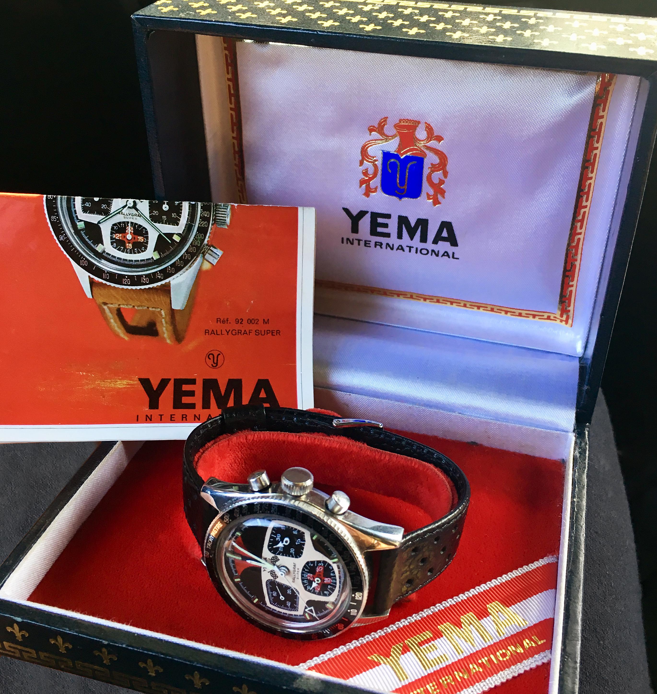 Yema Rallygraf fullset